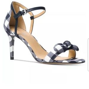 Michael Michael Kors gingham Pippa sandals